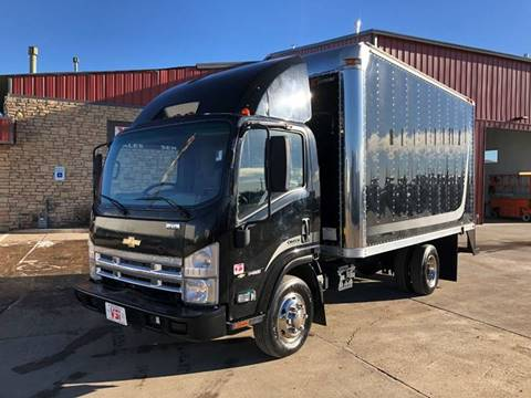 2008 Chevrolet W4500 for sale at Vogel Sales Inc in Commerce City CO