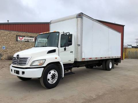 2009 Hino 268 for sale in Commerce City, CO
