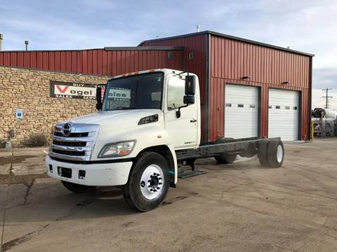 2012 Hino 238 / 258 / 268 for sale in Commerce City, CO