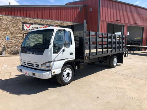 2006 Isuzu NQR for sale in Commerce City, CO