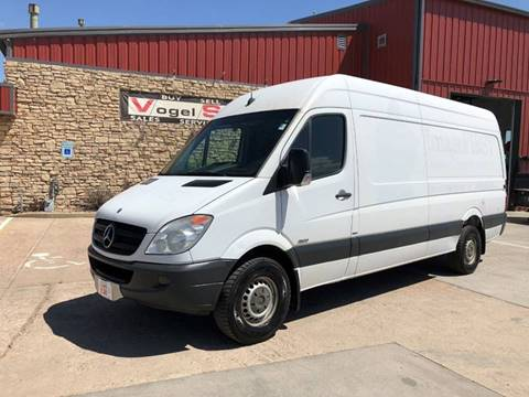 2012 Mercedes-Benz Sprinter Cargo for sale at Vogel Sales Inc in Commerce City CO
