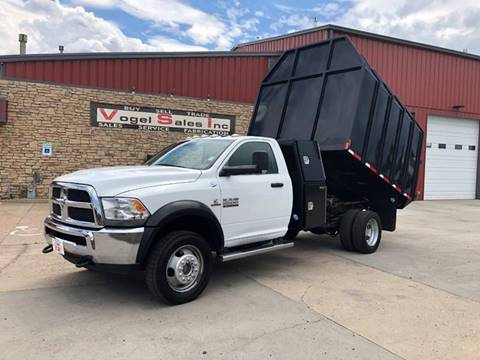 2014 RAM Ram Chassis 5500 for sale in Commerce City, CO