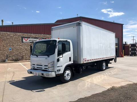 Used Trucks San Diego >> 2015 Isuzu Nrr For Sale In Commerce City Co