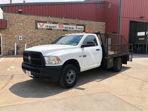 2012 RAM 3500 HD for sale at Vogel Sales Inc in Commerce City CO