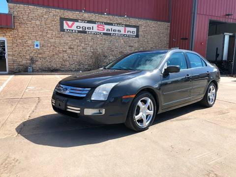 2007 Ford Fusion for sale at Vogel Sales Inc in Commerce City CO