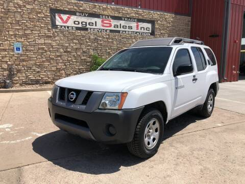 2007 Nissan Xterra for sale at Vogel Sales Inc in Commerce City CO
