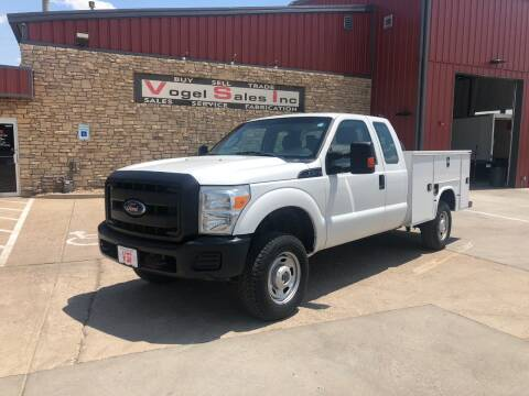 2015 Ford F-250 for sale at Vogel Sales Inc in Commerce City CO