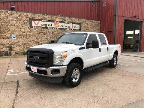 2014 Ford F-250 Super Duty for sale at Vogel Sales Inc in Commerce City CO