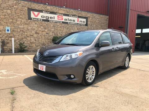 2016 Toyota Sienna for sale at Vogel Sales Inc in Commerce City CO