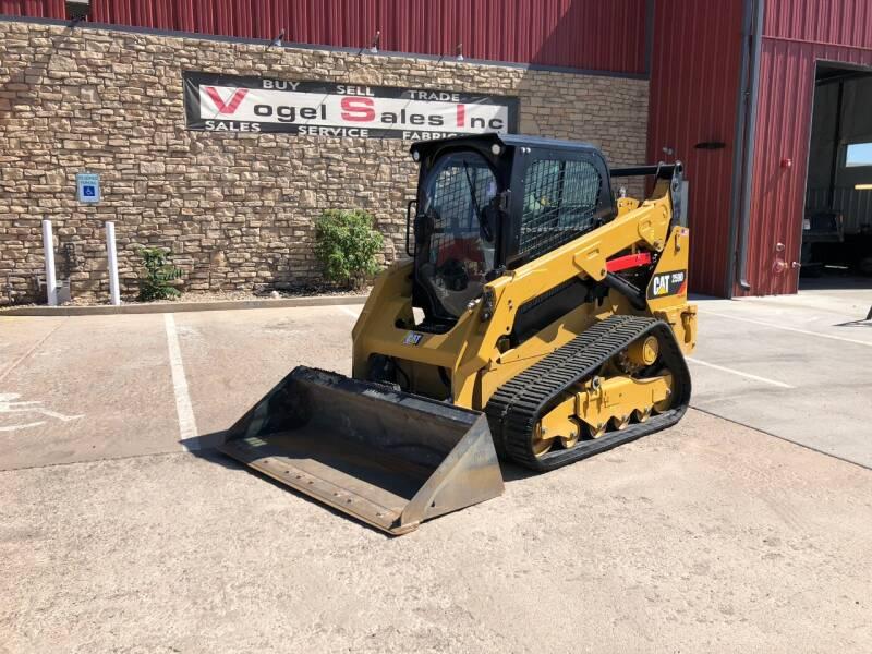 2018 Caterpillar 259D Skid Steer for sale at Vogel Sales Inc in Commerce City CO