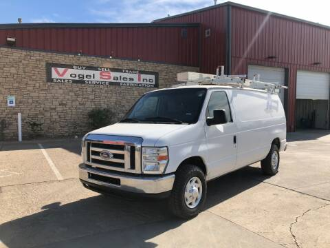 2013 Ford E-Series Cargo for sale at Vogel Sales Inc in Commerce City CO