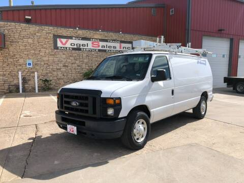 2014 Ford E-Series Cargo for sale at Vogel Sales Inc in Commerce City CO