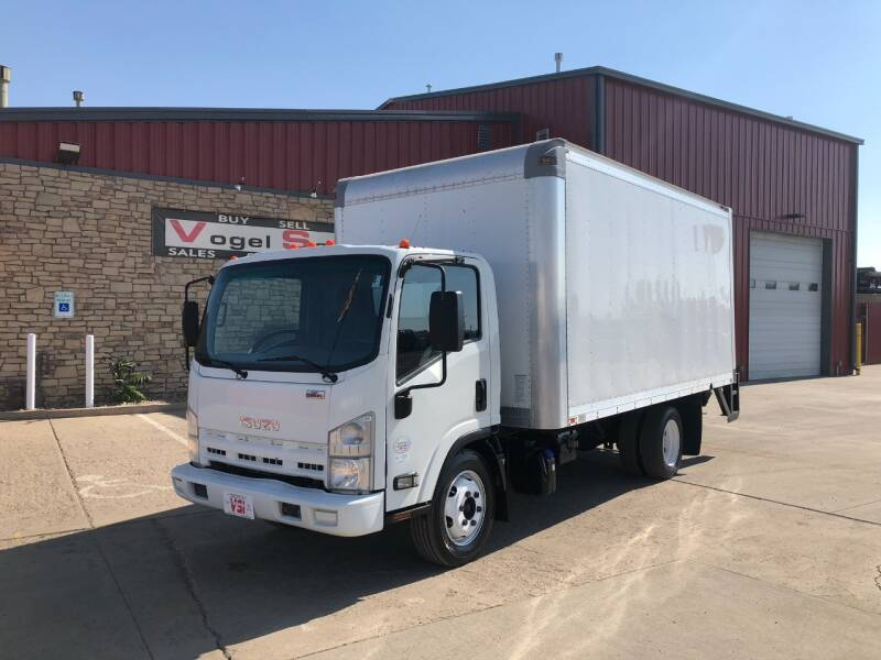 2014 Isuzu NQR for sale at Vogel Sales Inc in Commerce City CO