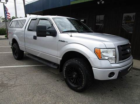 2010 Ford F-150 & Used Cars Westchester Used Pickup Trucks Camp Dennison OH ... markmcfarlin.com
