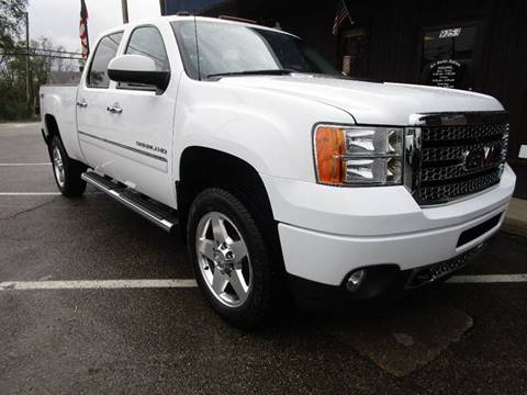 2012 GMC Sierra 2500HD for sale in Westchester, OH