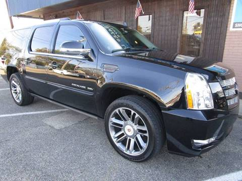 2012 Cadillac Escalade ESV for sale in Westchester, OH