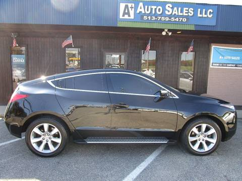 2012 Acura ZDX for sale in Westchester, OH