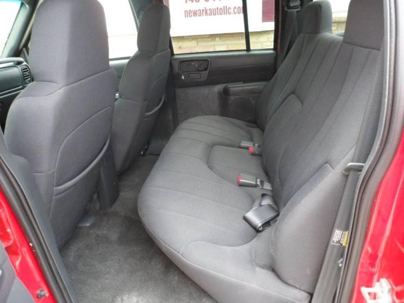 2004 Chevrolet S-10 4dr Crew Cab LS 4WD SB - Heath OH