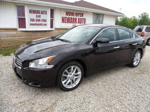 2012 Nissan Maxima for sale in Heath, OH