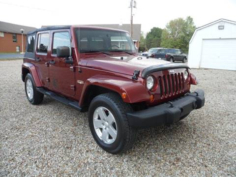 2007 Jeep Wrangler Unlimited for sale in Heath, OH