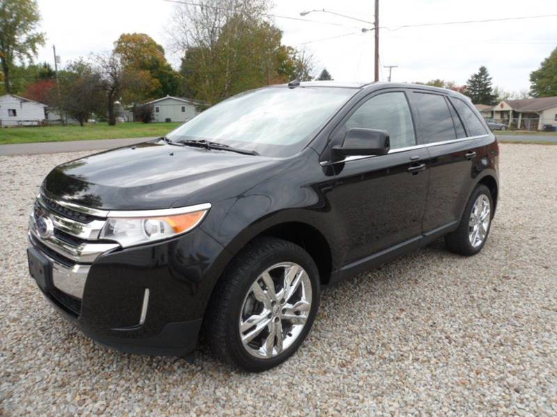 2011 Ford Edge For Sale >> 2011 Ford Edge Limited Newark Auto Llc