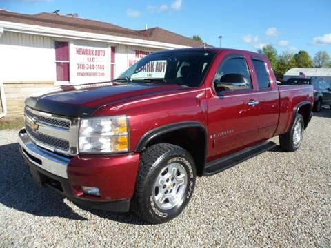 2009 Chevrolet Silverado 1500 for sale in Heath, OH
