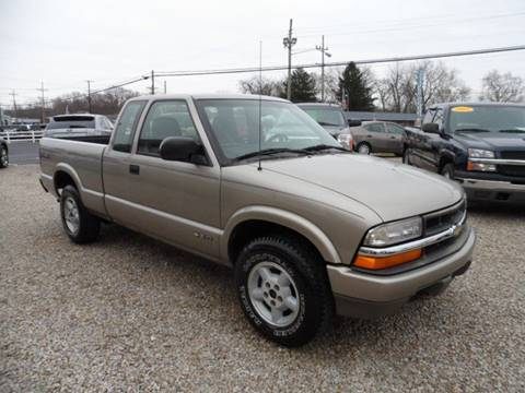 2000 Chevrolet S-10 for sale in Heath, OH