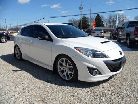 2012 Mazda MAZDASPEED3 for sale in Heath, OH