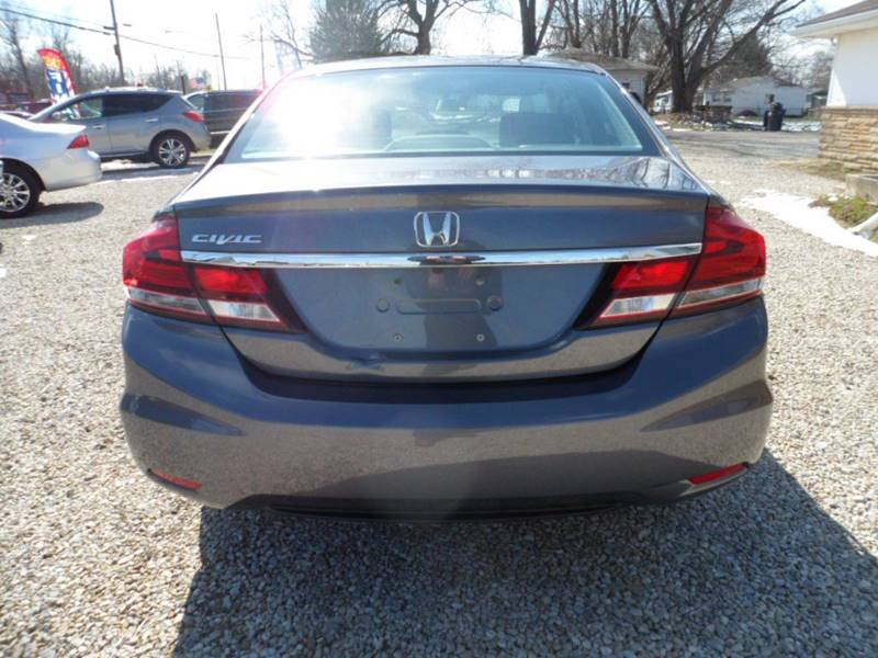 2014 Honda Civic LX 4dr Sedan CVT - Heath OH