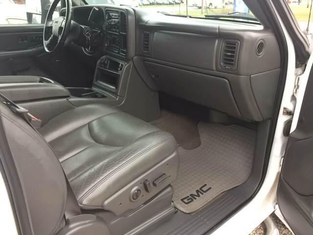 2006 GMC Sierra 1500HD SLT 4dr Crew Cab 4WD SB - Heath OH