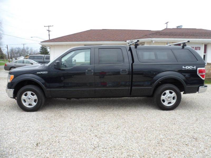2010 Ford F-150 4x4 XLT 4dr SuperCrew Styleside 6.5 ft. SB - Heath OH