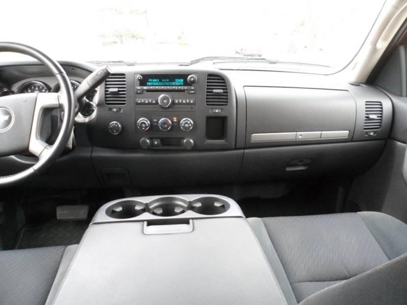 2007 Chevrolet Silverado 1500 LT1 4dr Crew Cab 4WD 5.8 ft. SB - Heath OH