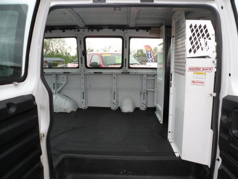 2008 GMC Savana Cargo 1500 3dr Cargo Van - Heath OH