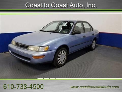 1995 Toyota Corolla for sale in West Chester, PA