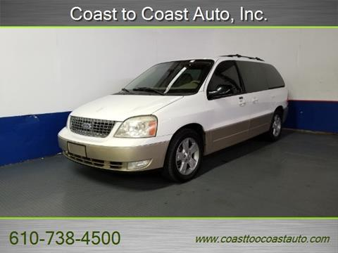 2004 Ford Freestar for sale in West Chester, PA
