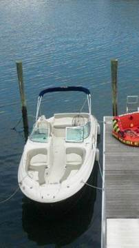 2007 Sea Ray Sundeck