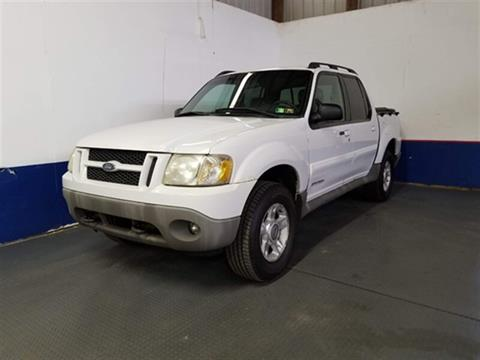 2002 Ford Explorer Sport Trac for sale in West Chester, PA