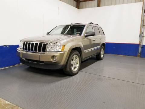 2006 Jeep Grand Cherokee Limited for sale at Coast to Coast Auto Inc in West Chester PA