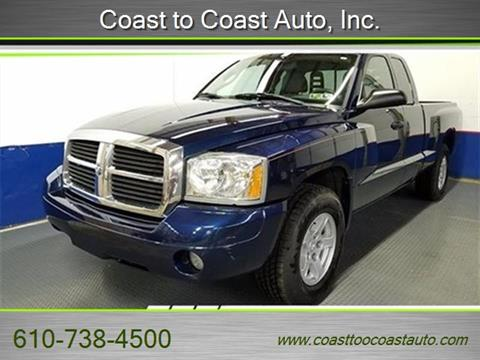 2007 Dodge Dakota for sale in West Chester, PA
