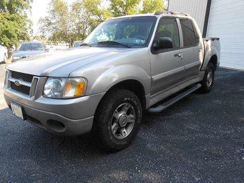2003 Ford Explorer Sport Trac for sale in West Chester, PA