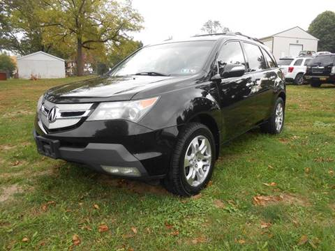 2008 Acura MDX for sale in West Chester, PA