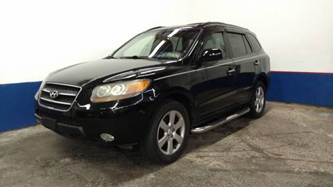 2007 Hyundai Santa Fe for sale in West Chester, PA