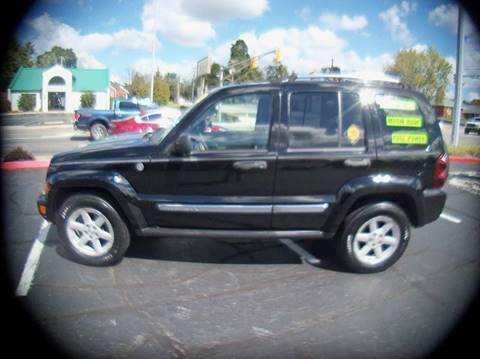 2005 Jeep Liberty for sale in Richmond, IN