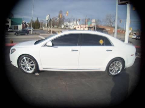 2012 Chevrolet Malibu for sale in Richmond, IN