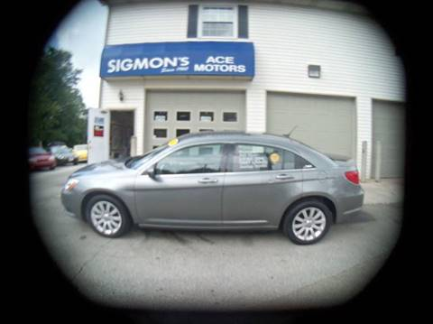 2013 Chrysler 200 for sale in Richmond, IN
