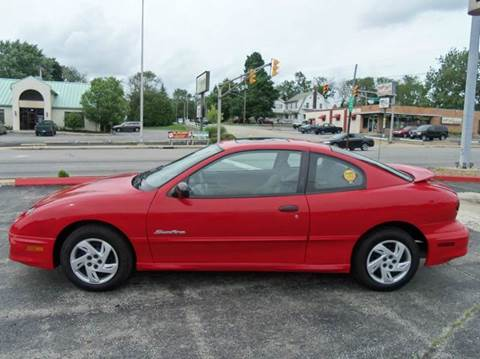 2002 Pontiac Sunfire for sale in Richmond, IN