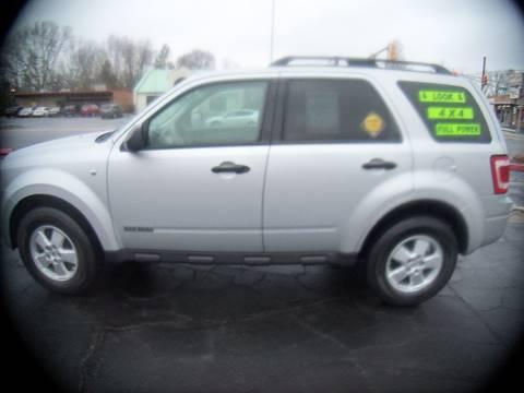 2008 Ford Escape for sale in Richmond, IN