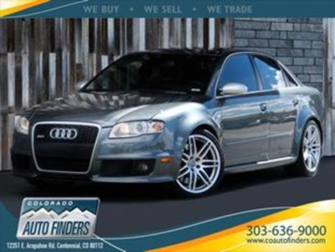 2008 Audi RS 4 for sale in Centennial, CO