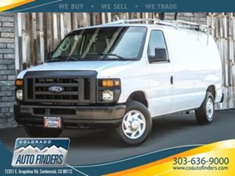 2013 Ford E-Series Cargo for sale in Centennial, CO