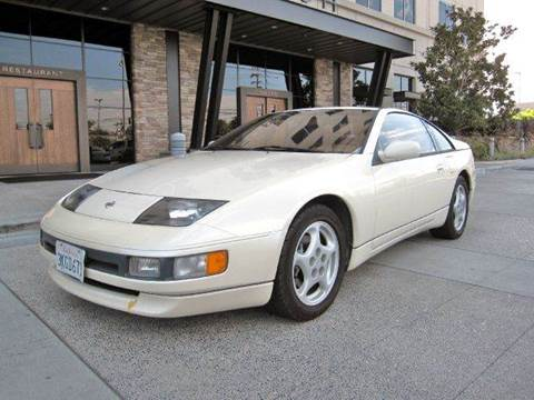 1994 Nissan 300ZX for sale at Auto Hub, Inc. in Anaheim CA